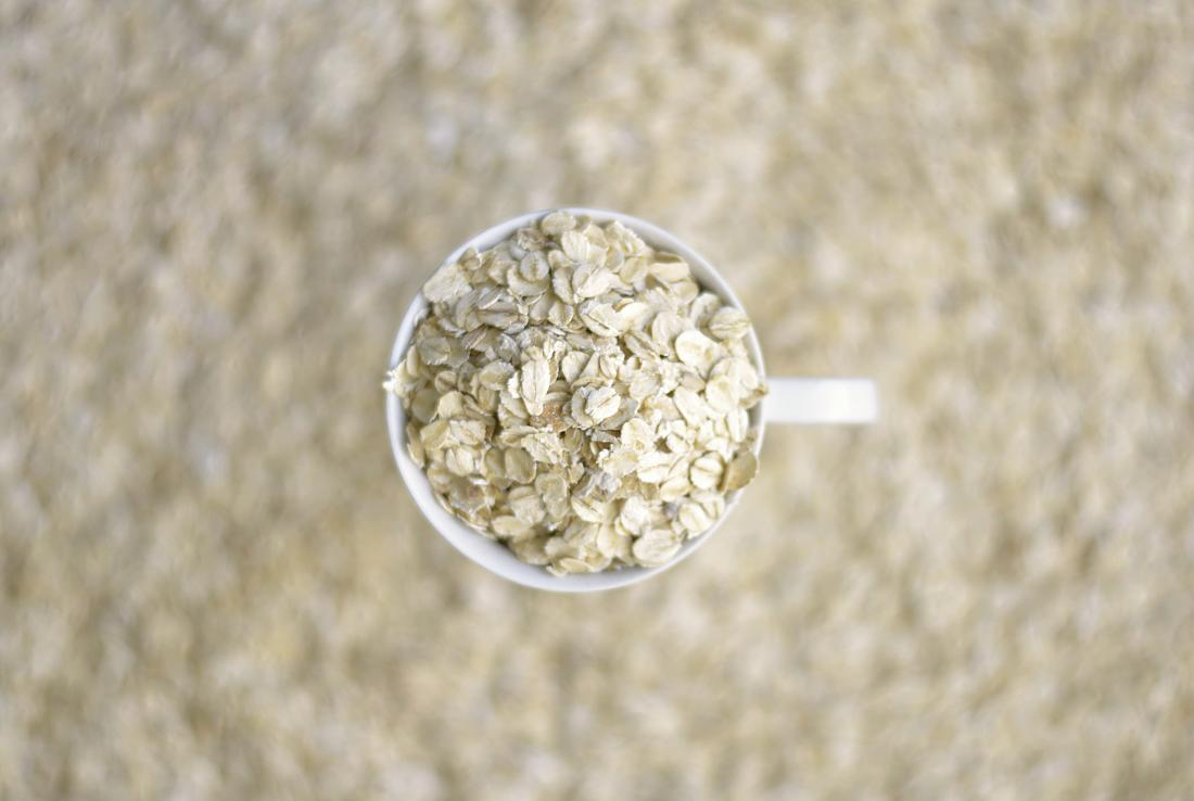 benefits of cup of oatmeal